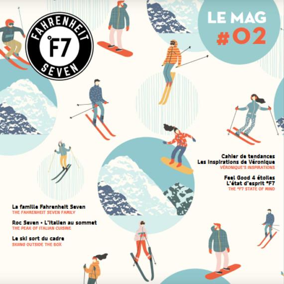contenu éditorial Magazine Fahrenheit