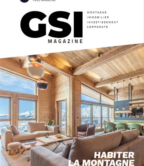 contenu éditorial GSI Magazine