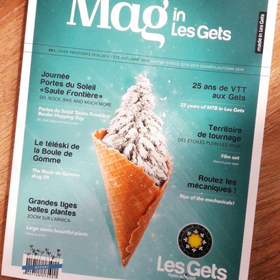 contenu éditorial MagIn Les Gets